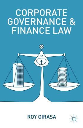 Girasa   Corporate Governance and Finance Law   Buch   sack.de