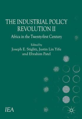 Esteban / Stiglitz / Lin Yifu | The Industrial Policy Revolution II | Buch | sack.de