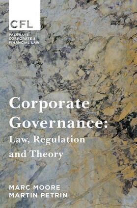 Moore / Petrin | Corporate Governance | Buch | sack.de