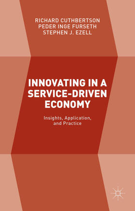 Cuthbertson / Inge Furseth / Ezell | Innovating in a Service-Driven Economy | Buch | sack.de