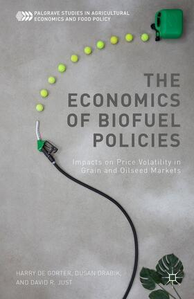 de Gorter / Just / Drabik | The Economics of Biofuel Policies | Buch | sack.de