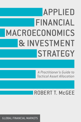 McGee | Applied Financial Macroeconomics and Investment Strategy | Buch | sack.de