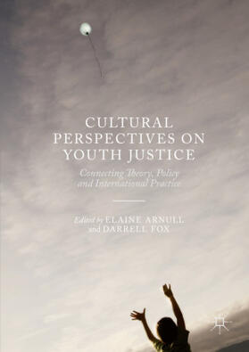 Arnull / Fox | Cultural Perspectives on Youth Justice | Buch | sack.de