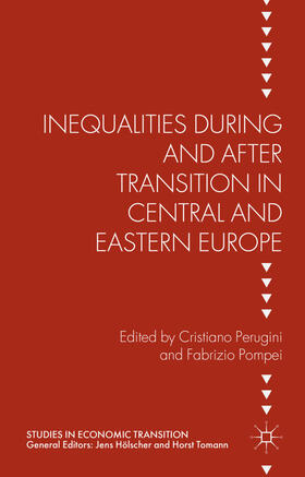 Perugini / Pompei | Inequalities During and After Transition in Central and Eastern Europe | Buch | sack.de