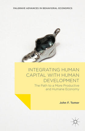 Tomer | Integrating Human Capital with Human Development | Buch | sack.de