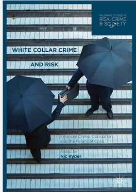 Ryder | White Collar Crime and Risk | Buch | sack.de