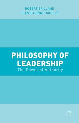 Joullié / Spillane   Philosophy of Leadership   Buch   sack.de