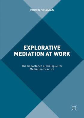 Seaman | Explorative Mediation at Work | Buch | sack.de