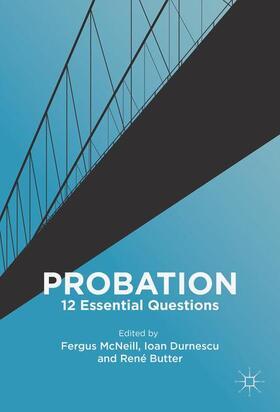 McNeill / Durnescu / Butter | Probation | Buch | sack.de