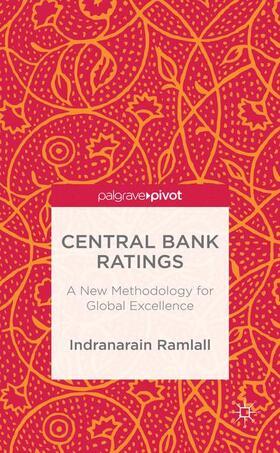 Ramlall | Central Bank Ratings | Buch | sack.de
