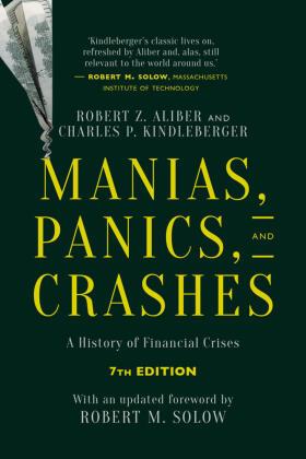 Kindleberger / Aliber | Manias, Panics, and Crashes | Buch | sack.de
