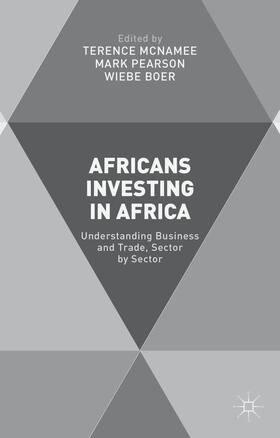 McNamee / Pearson / Boer   Africans Investing in Africa   Buch   sack.de