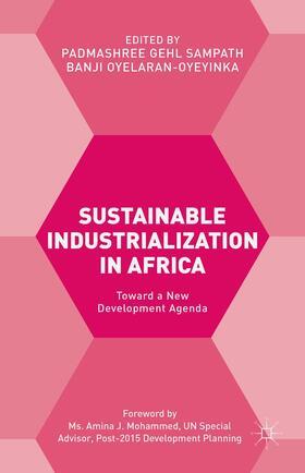 Oyelaran-Oyeyinka / Gehl Sampath | Sustainable Industrialization in Africa | Buch | sack.de