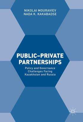 Mouraviev / Kakabadse | Public-Private Partnerships | Buch | sack.de