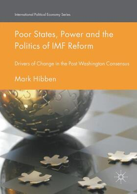 Hibben | Poor States, Power and the Politics of IMF Reform | Buch | sack.de