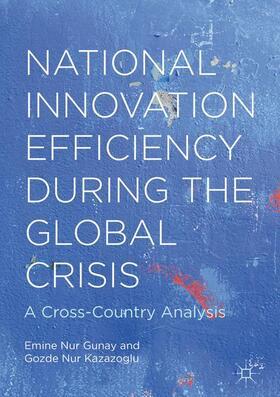 Gunay / Kazazoglu | National Innovation Efficiency During the Global Crisis | Buch | sack.de