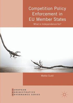 Guidi | Competition Policy Enforcement in EU Member States | Buch | sack.de