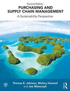 Johnsen / Howard / Miemczyk | Purchasing and Supply Chain Management | Buch | sack.de