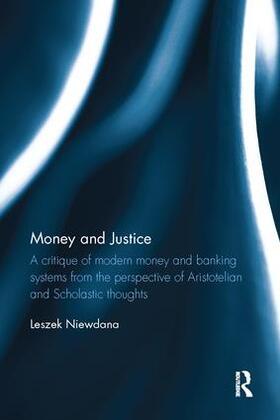 Niewdana | Money and Justice | Buch | sack.de