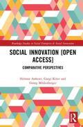 Anheier / Krlev / Mildenberger |  Social Innovation [Open Access] | Buch |  Sack Fachmedien