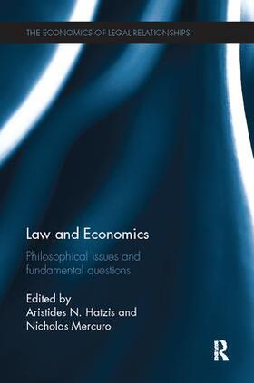 Hatzis / Mercuro | Law and Economics | Buch | sack.de