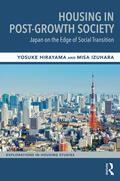 Izuhara / Hirayama    Housing in Post-Growth Society   Buch    Sack Fachmedien