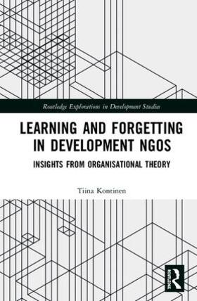 Kontinen | Learning and Forgetting in Development NGOs | Buch | sack.de