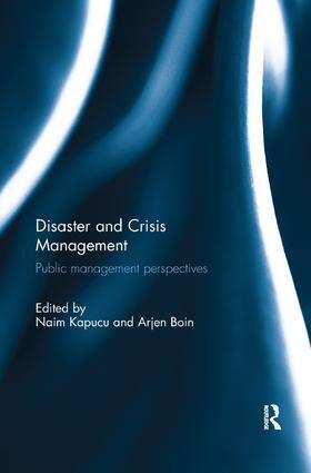 Kapucu / Boin | Disaster and Crisis Management | Buch | sack.de