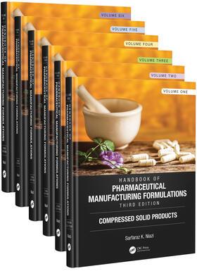 Niazi   Handbook of Pharmaceutical Manufacturing Formulations, Third Edition   Buch   sack.de