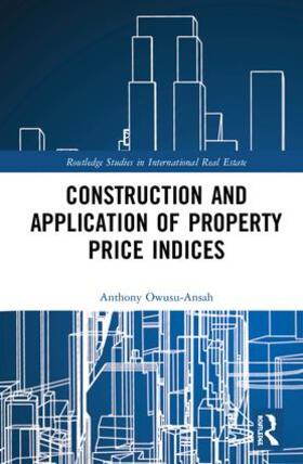 Owusu-Ansah | Construction and Application of Property Price Indices | Buch | sack.de