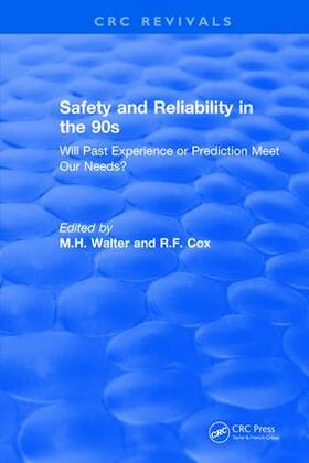 Walter / Cox | Revival: Safety and Reliability in the 90s (1990) | Buch | sack.de