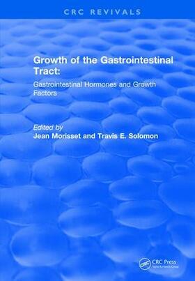 Solomon / Morisset | Growth of the Gastrointestinal Tract (1990) | Buch | sack.de