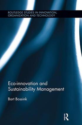 Bossink | Eco-Innovation and Sustainability Management | Buch | sack.de