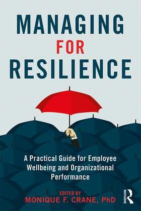 Crane | Managing for Resilience | Buch | sack.de
