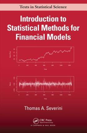 Severini | Introduction to Statistical Methods for Financial Models | Buch | sack.de