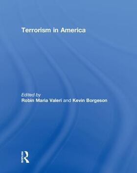 Valeri / Borgeson   Terrorism in America   Buch   sack.de