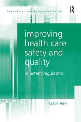 Healy   Improving Health Care Safety and Quality   Buch   sack.de