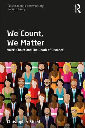 Steed | We Count, We Matter | Buch | sack.de