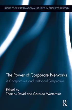 David / Westerhuis | The Power of Corporate Networks | Buch | sack.de