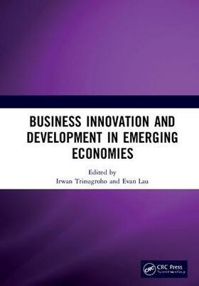 Trinugroho / Lau   Business Innovation and Development in Emerging Economies   Buch   sack.de