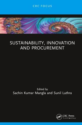 Mangla / Luthra | Sustainability, Innovation and Procurement | Buch | sack.de