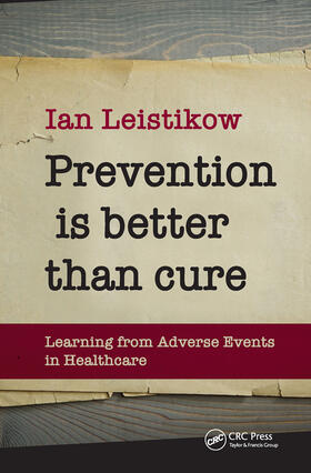 Leistikow | Prevention is Better than Cure | Buch | sack.de
