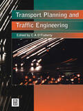 O'Flaherty    Transport Planning and Traffic Engineering   Buch    Sack Fachmedien