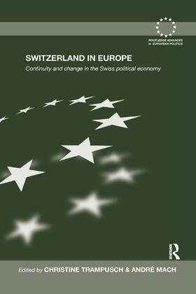 Trampusch / Mach | Switzerland in Europe | Buch | sack.de