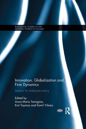 Ferragina / Taymaz / Yilmaz | Innovation, Globalization and Firm Dynamics | Buch | sack.de