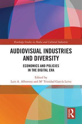Albornoz / Garcia Leiva | Audio-Visual Industries and Diversity | Buch | sack.de
