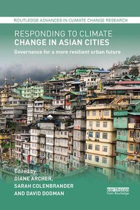 Archer / Colenbrander / Dodman   Responding to Climate Change in Asian Cities   Buch   sack.de
