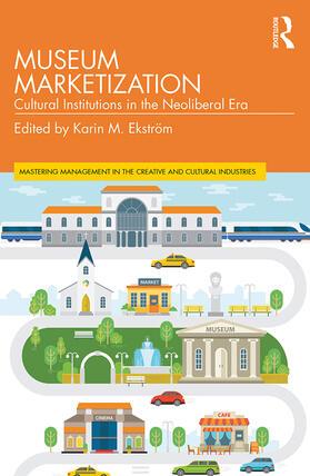Ekström   Museum Marketization   Buch   sack.de