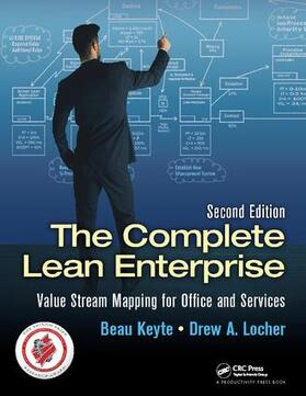 Keyte | The Complete Lean Enterprise | Buch | sack.de