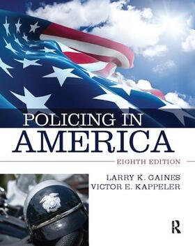 Gaines | Policing in America | Buch | sack.de